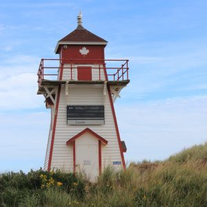 Canada Covehead Harbour Lighthouse