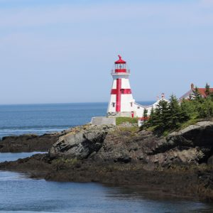 Canada East Quoddy Light