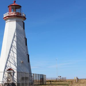 Canada North Point Light