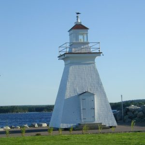 Canada Nova Scotia Lighthouse Route