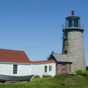 ME Monhegan Light
