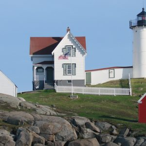 ME Nubble Light