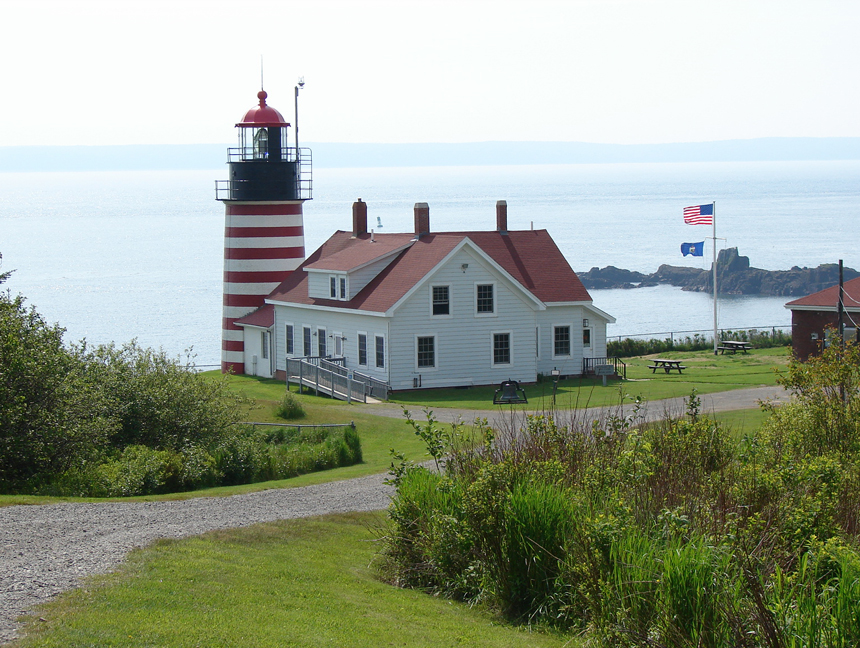 ME West Quoddy Light